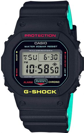 Часы Casio G-Shock DW-5600CMB-1E