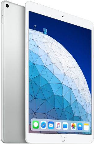 "Планшет Apple iPad Air 2019 Wi-Fi 10.5"" 64Gb Silver (MUUK2RU/A)"
