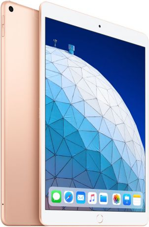 "Планшет Apple iPad Air 2019 Wi-Fi Cell 10.5"" 64Gb Gold (MV0F2RU/A)"