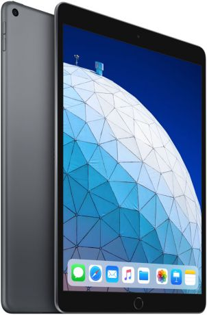 "Планшет Apple iPad Air 2019 Wi-Fi 10.5"" 64Gb Space Grey (MUUJ2RU/A)"