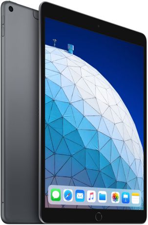 "Планшет Apple iPad Air 2019 Wi-Fi Cell 10.5"" 64Gb Space Grey (MV0D2RU/A)"