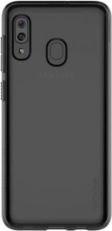 Клип-кейс Araree Samsung Galaxy A20 GP-FPA205K Black