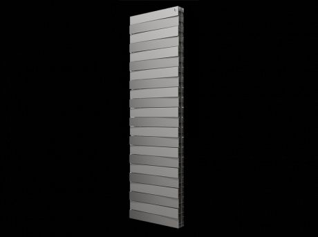 Радиатор Royal Thermo PianoForte Tower Silver Satin - 18 секц.
