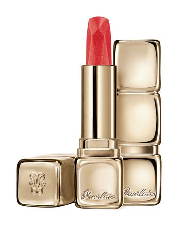 Guerlain KissKiss Fall Collection KissKiss Shimer Lipstick