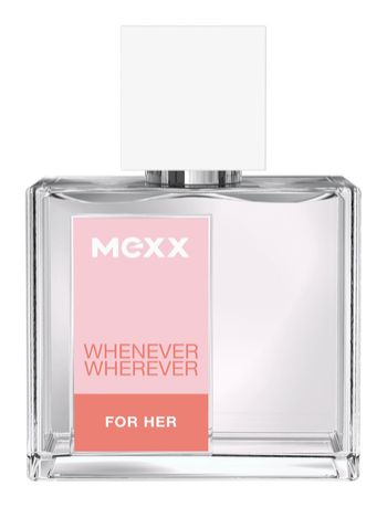 Mexx Whenever Wherever For Her Eau De Toilette