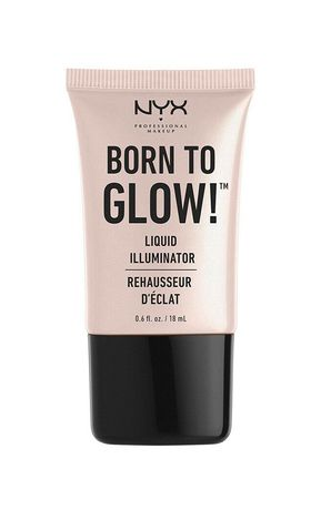 NYX Professional Make Up Born to Glow Liquid Illuminator Mini