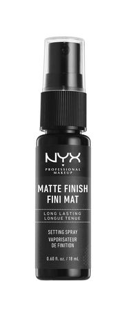 NYX Professional Make Up Makeup Setting Matte Mini Spray