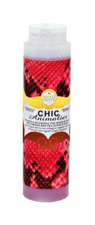 Nesti Dante Chic Animalier Red Shower Gel