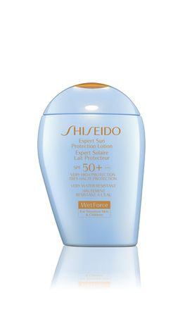 Shiseido Expert Sun Protection Lotion SPF 50 For Sensitive Skin and Children