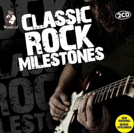 Various Artists Various Artists. World Of Classic Rock Milestones (2 CD)