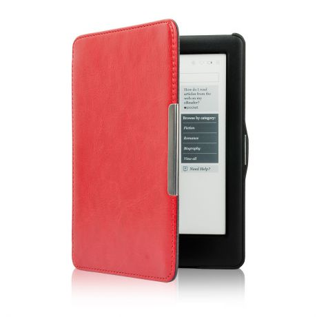 Чехол GoodChoice Slim для Kobo Glow HD (красный)