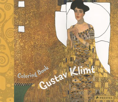 Gustav Klimt: Coloring Book