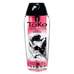 Лубрикант Shunga Toko Champagne & Strawberries,165 мл
