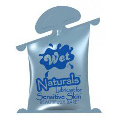 Гель-Лубрикант Wet Naturals Beautifully Bare, 10 мл