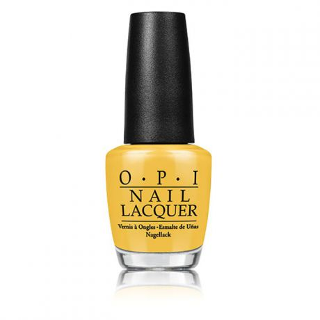OPI Лак для ногтей Never A Dulles Moment, 15 мл