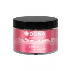 Соль для ванны DONA Bath Salt Flirty Aroma: Blushing Berry 215 г