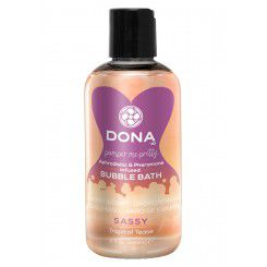 Пена для ванн DONA Bubble Bath Sassy Aroma: Tropical Tease 240 мл