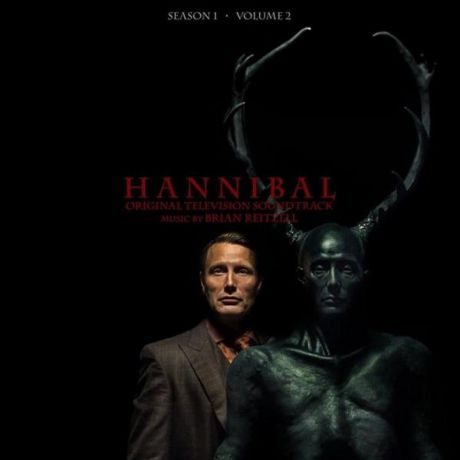 Brian Reitzell. Hannibal Season 1 Volume 2. The Original Motion Picture Soundrack (2 LP)