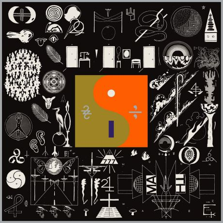 Bon Iver. 22 A Million (LP)