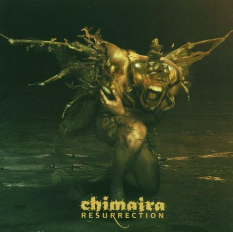 """Chimaira"" Chimaira. Resurrection"
