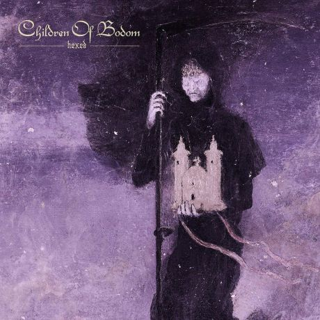 """Children Of Bodom"" Children Of Bodom. Hexed (Black Vinyl) (LP)"