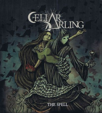 """Cellar Darling"" Cellar Darling. The Spell (Black Vinyl) (2 LP)"