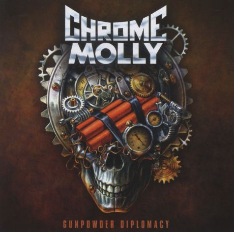 """Chrome Molly"" Chrome Molly. Gunpowder Diplomacy"