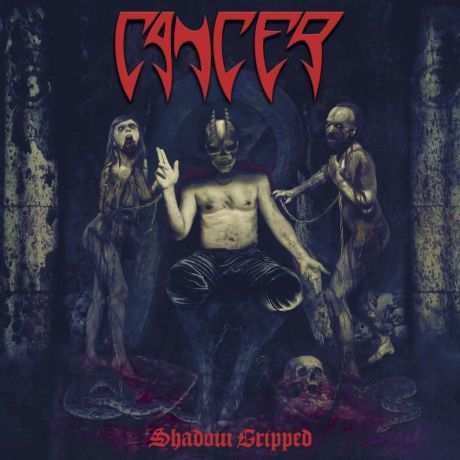 """Cancer"" Cancer. Shadow Gripped (LP)"