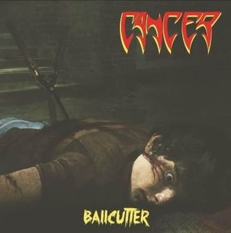 Cancer. Ballcutter (Yellow Vinyl) (LP)