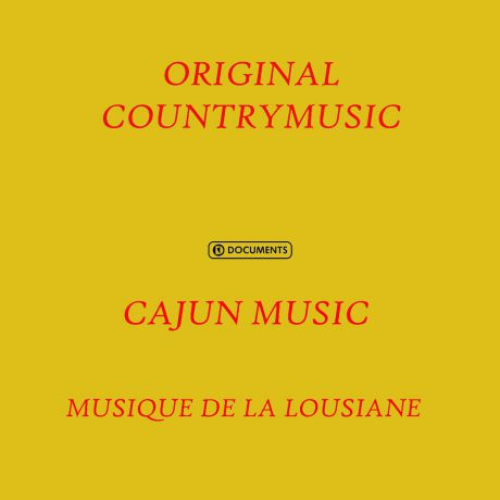 Various Artists. Cajun Music - Musique de la Louisiane