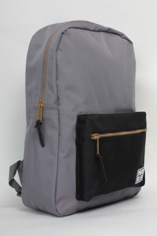Рюкзак HERSCHEL Settlement Mid-Volume (Grey/Black)