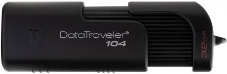 Kingston DataTraveler DT104 32Gb (черный)