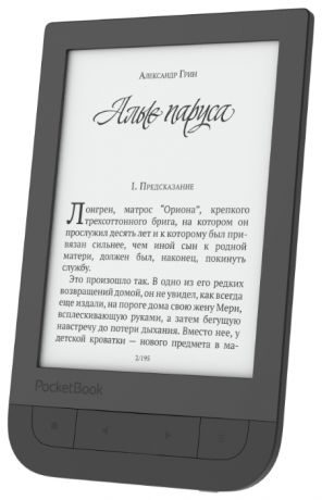 PocketBook 631 Touch HD (черный)
