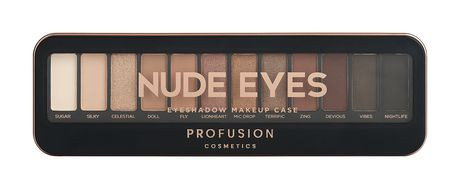 Profusion Nude Eyes Makeup Case