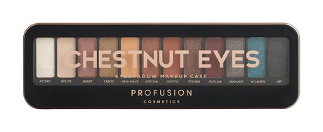 Profusion Chestnut Eyes Makeup Case
