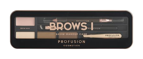 Profusion Brows I Pro Makeup Case