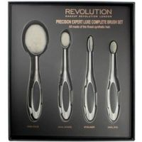 Makeup Revolution Precision Expert Luxe Complete Brush Set - Набор из 4 кистей