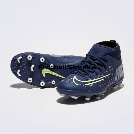 Бутсы детские Nike Superfly 7 Club MDS FG/MG BQ5418-401