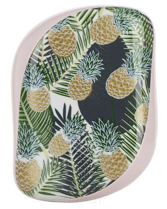 Tangle Teezer, Расческа для волос Compact Styler Palms & Pineapples