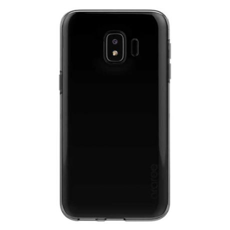 Чехол (клип-кейс) SAMSUNG Araree J Cover, для Samsung Galaxy J2 Core, черный [gp-j260kdcpaib]