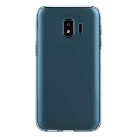 Чехол (клип-кейс) SAMSUNG Araree J Cover, для Samsung Galaxy J2 Core, синий [gp-j260kdcpaic]