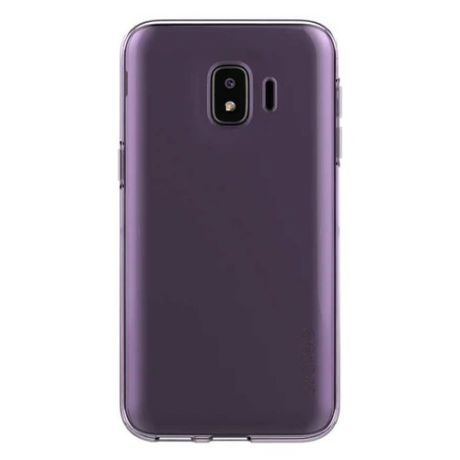 Чехол (клип-кейс) SAMSUNG Araree J Cover, для Samsung Galaxy J2 Core, пурпурный [gp-j260kdcpaid]