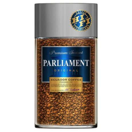 Кофе растворимый Parliament Original, 100 г