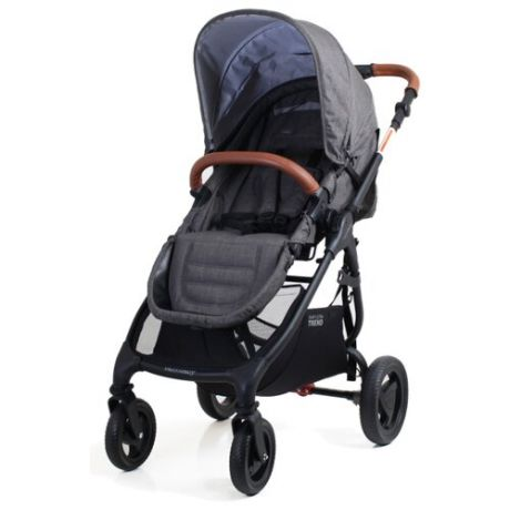 Прогулочная коляска Valco Baby Snap 4 Ultra Trend charcoal