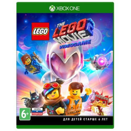 Игра для Xbox ONE The Lego Movie 2 Videogame