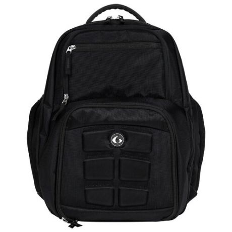 Six Pack Fitness Рюкзак Expedition Backpack 300 черный 36 л