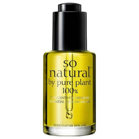 So Natural Concentrate Premium Essential Deep Facial Oil Натуральное масло для лица, 30 мл