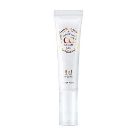 Etude House Correct & Care CC крем Silky SPF30 35 гр