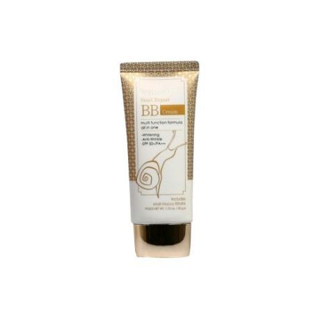 Farmstay Formula All In One BB крем Snail Repair BB Cream 50 гр, оттенок: бежевый