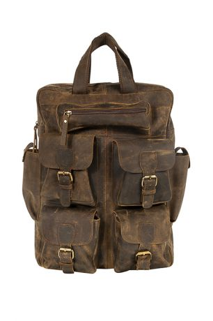 backpack WOODLAND LEATHER backpack